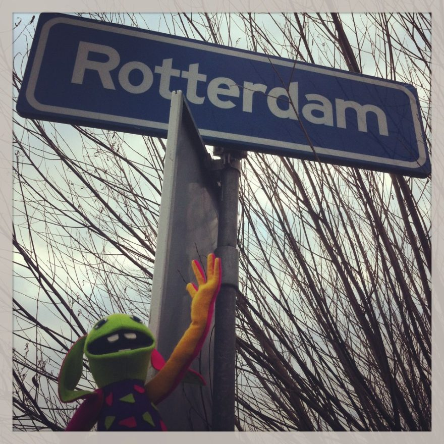 toby in rotterdam