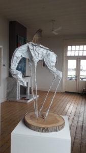 Een van de Pegasus veulens