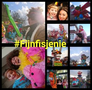 #Carnaval2018 #Fijnfisjenie #Peeënrijk #omageluk