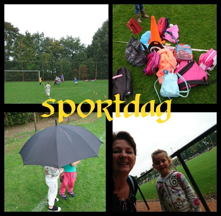 Onze Tess der 1e sportdag, groep1