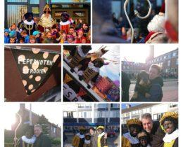 Intocht kijken #Sinterklaasfeest