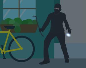 fietsendief