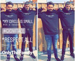 Gigi vitale kledinglijn  *My circle is small for a reason *Respect all trust few